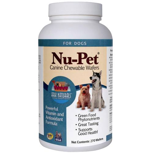 Nu-Pet Canine Wafers