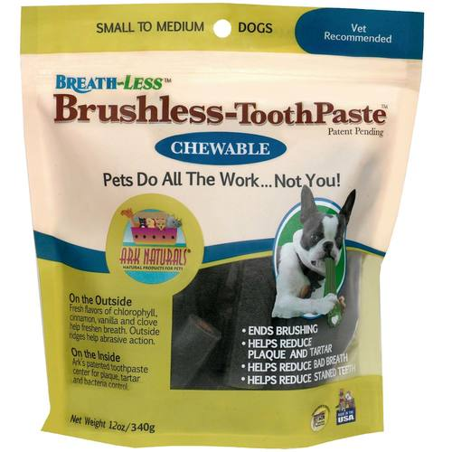 Breath-less Brushless Toothpaste