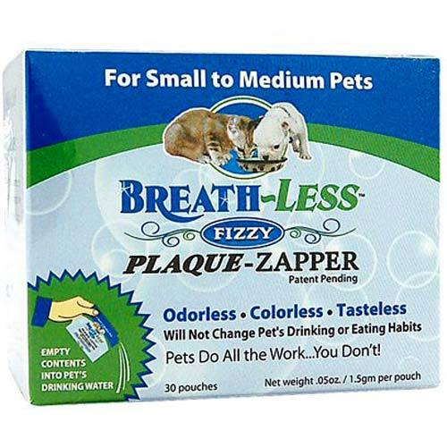 Breath-Less Fizzy Plaque-Zapper