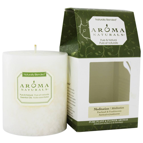 Naturally Blended Eco-Candle