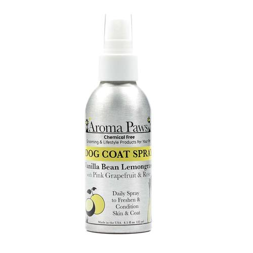 Coat Spray - Vanilla Lemongrass