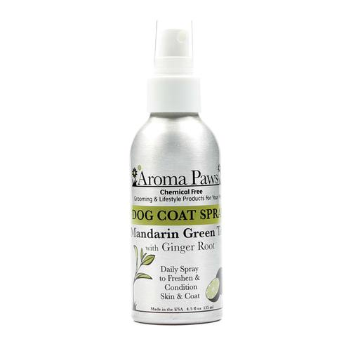 Coat Spray - Mandarin Green Tea