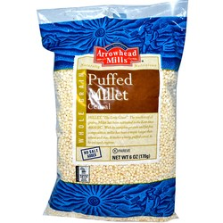 Arrowhead Mills Puffed Millet Cereal