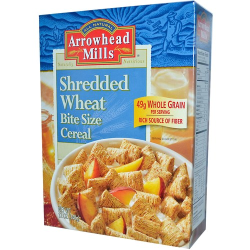 Shredded Wheat Bite Size Cereal