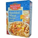 Arrowhead Mills Shredded Wheat Bite Size Cereal - 12 oz