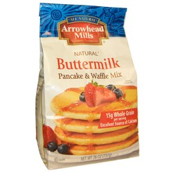 Arrowhead Mills Buttermilk Pancake and Waffle Mix