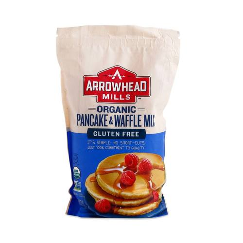 Organic Gluten Free Pancake and Baking Mix