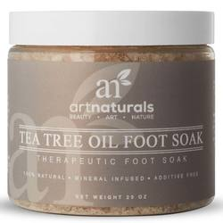 Art Naturals Tea Tree Foot Soak Salt