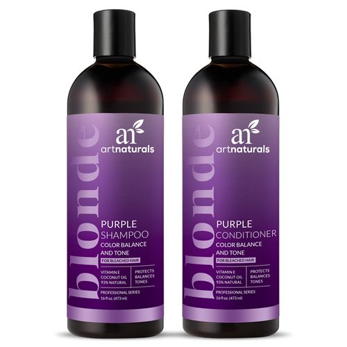 Purple Shampoo  Conditioner Duo