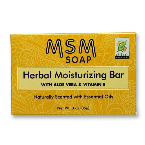 Born Again MSM Soap Herbal Moisturizing Bar
