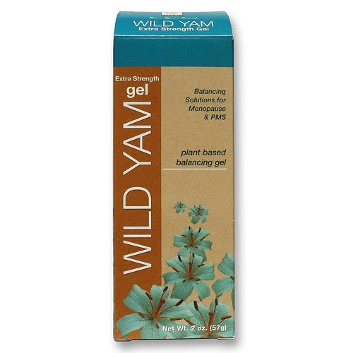 Born Again Wild Yam Extra Strength Gel