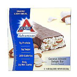 Atkins Advantage Bar