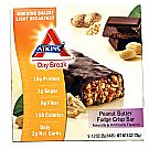 Atkins Day Break Bar - Peanut Butter Fudge Crisp - 5 Bars