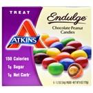 Atkins Endulge - Chocolate Peanut Candies - 5 Packets