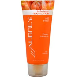 Aubrey Organics Sea Buckthorn Body Lotion