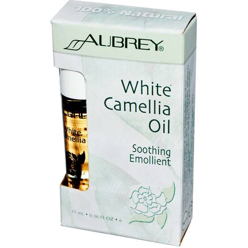 White Camellia Oil Soothing Emollient