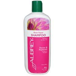 Aubrey Organics Biotin Repair Shampoo
