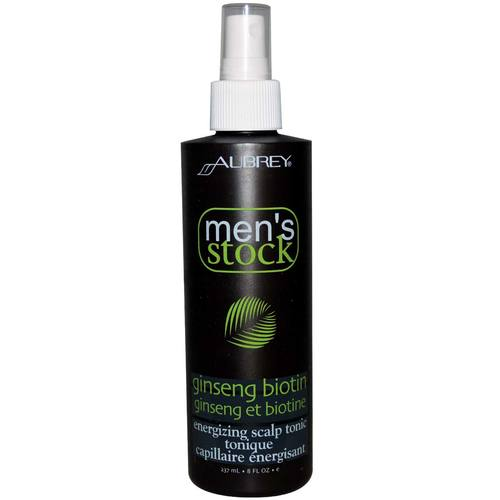 Men's Stock Ginseng Biotin Energizing Scalp Tonic