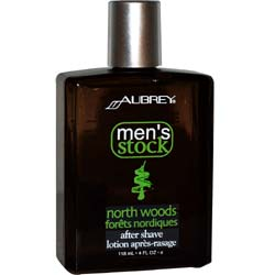 Aubrey Organics Men's Stock Aftershave