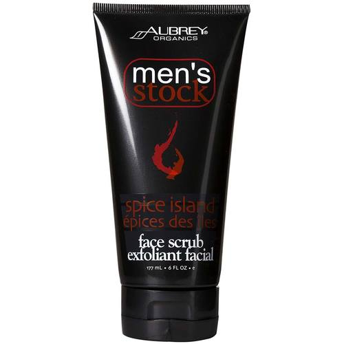 Men's Stock Face Scrub