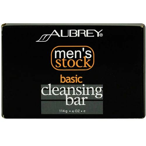 Men's Stock Cleansing Bar