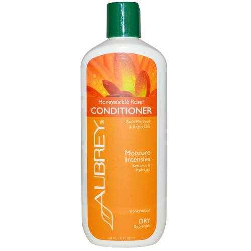 Honeysuckle Rose Moisturizing Conditioner, Moisture Intensive, Dry
