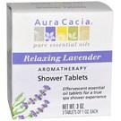 Aura Cacia Aromatherapy Shower Tablets