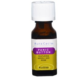 Aura Cacia Essential Oil Blend Panic Button