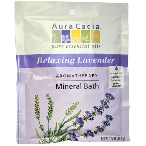Aromatherapy Mineral Bath