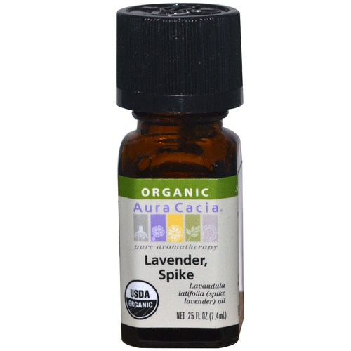 Organic Lavender Spike Essential Oil