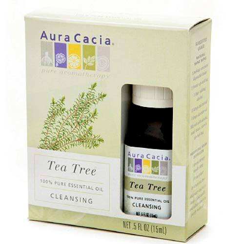 Cleansing Tea Tree Essential Oil