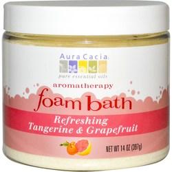 Aura Cacia Aromatherapy Foam Bath
