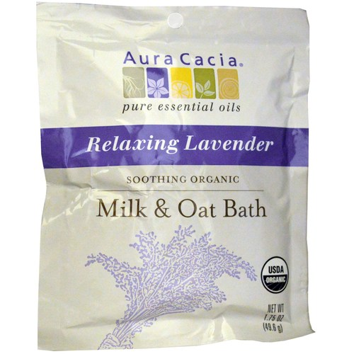 Organic Milk  Oat Bath Mix