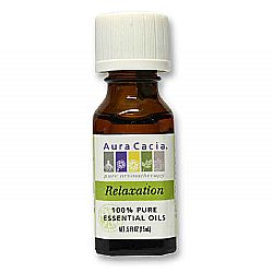 Aura Cacia Relaxation Essential Oil