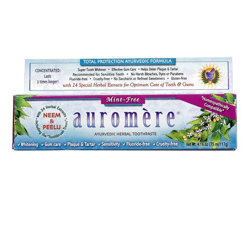 Ayurvedic Herbal Toothpaste