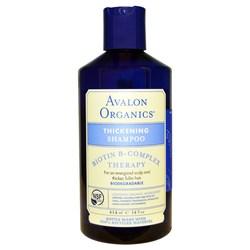Avalon Organics Biotin B-Complex Thickening Shampoo