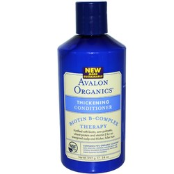 Avalon Organics Biotin B-Complex Thickening Conditioner