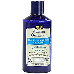 Avalon Organics Tea Tree Mint Treatment Shampoo