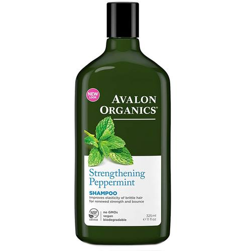 Peppermint Revitalizing Shampoo