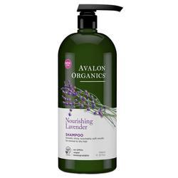 Avalon Organics Lavender Nourishing Shampoo