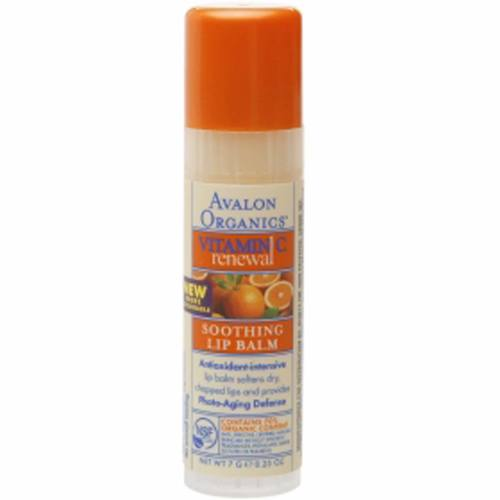 Vitamin C Soothing Lip Balm Tube