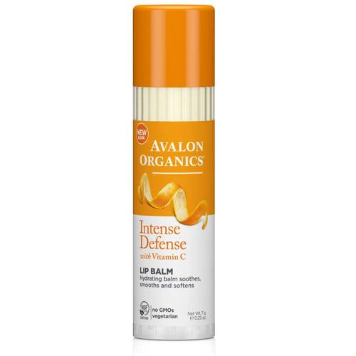 Avalon Organics Intense Defense With Vitamin C Lip Balm  - 1 Tube - 14969_01.jpg