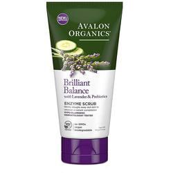 Avalon Organics Lavender Exfoliating Enzyme Scrub