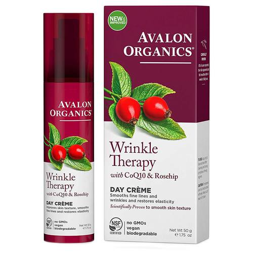 Avalon Organics CoQ10 Wrinkle Cream Defensa 1,75 oz - 644_00.jpg