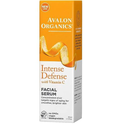 Vitamin C Vitality Facial Serum