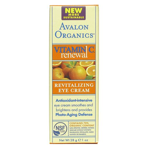 Vitamin C Revitalizing Eye Cream