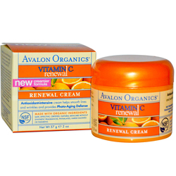 Avalon Organics Vitamin C Renewal Face Cream