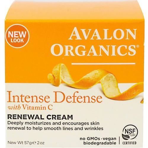 Vitamin C Renewal Face Cream