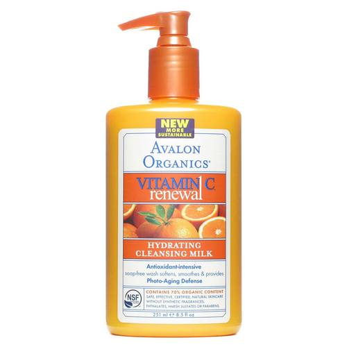 Vitamin C Hydrating Cleansing Milk