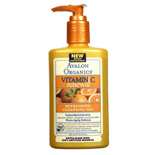 Vitamin C Refreshing Cleansing Gel